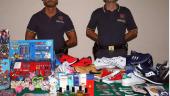 Sequestrati oltre 80mila prodotti illegali: finanzieri mettono a soqquadro Catania e il web