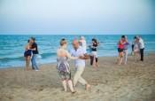 """Lo spettacolo tanghero più atteso dell'anno, il tango suite show, andrà in scena domani, domenica 13 agosto, nella inimitabile """"Plaza"""" del Lido Azzurro"""