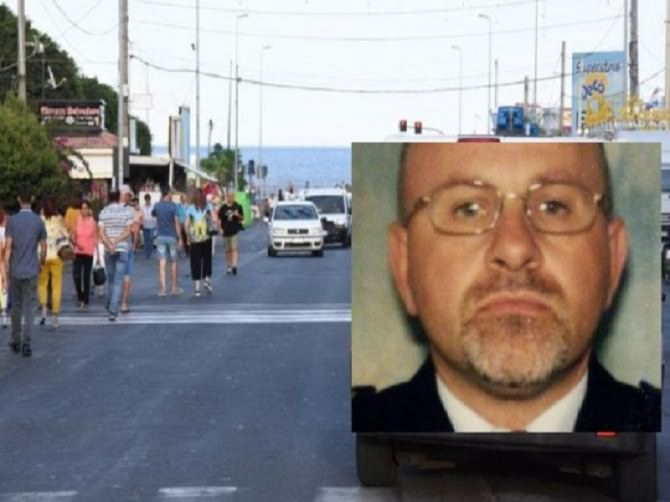 Aggressione vigile Luigi Licari