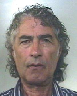 Giuseppe Corona, 59 anni, di Palermo.