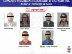 Caltanissetta, operazione Donne D'Onore