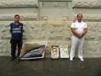 Controlli al mercato ittico di Messina: sequestrati circa 50 kg di pesce