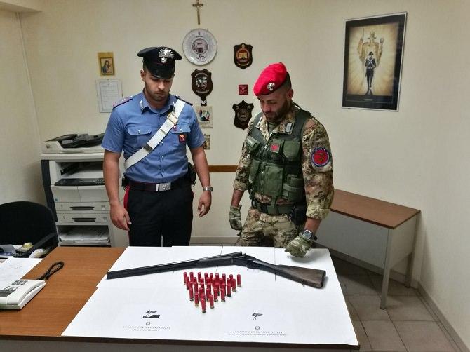 Foto Carabinieri Cacciatori
