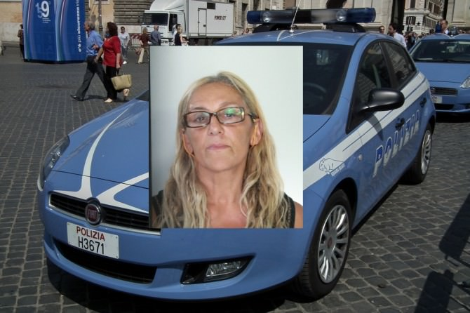 Polizia Pantano