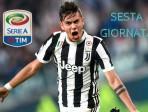 Sesta giornata Serie A