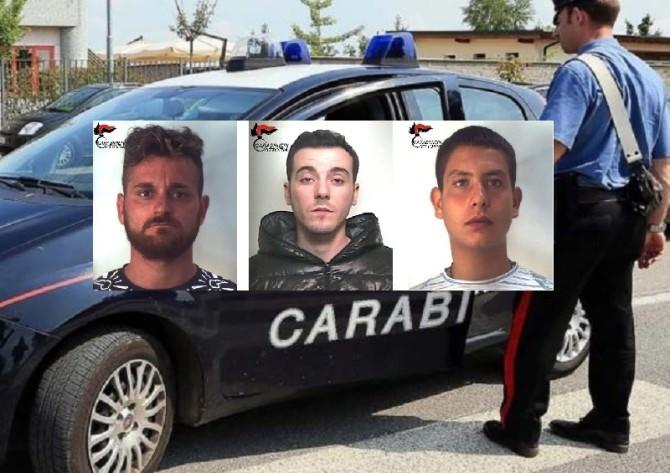 carabinieri 5 settembre