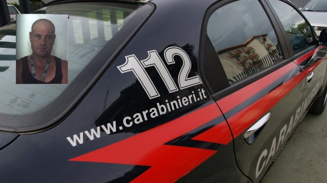 A Borgonuovo polizia arresta pregiudicato Ai domiciliari ma si dedicava allo spaccio