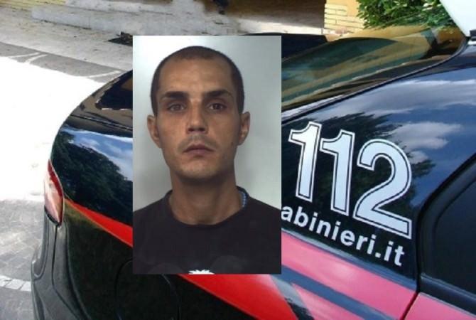 carabinieri Francesco Oglialoro 32enne