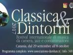 Musica da camera, jazz e tradizioni ripartono il 29 settembre a Catania con Francesco Cusa