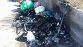 Discariche e rifiuti bruciati: prosegue l'allarme a San Giovanni Galermo. FOTO