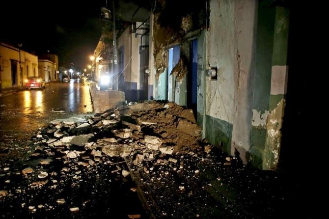 Messico, fortissimo terremoto di magnitudo 8,2: allerta tsunami in America centrale